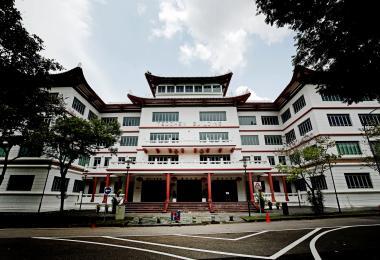 Teochew Building 翻新潮州大厦