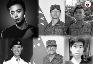 过去16个月在服役和军训中死亡的军人