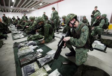 新加坡国民服役