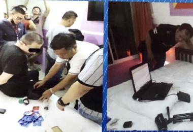法籍老师在曼谷涉嫌与儿童性交被捕