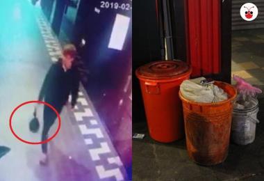 狮城情侣涉嫌在台湾弃婴。