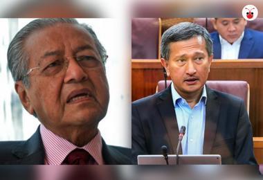 富国以不合理的价格向穷国买水?我国外长维文医生反驳马来西亚首相马哈迪。