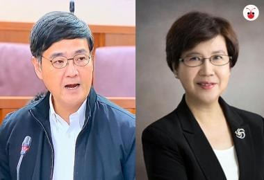 审计长是高级政务部长的妻子 陈振声:没有利益冲突