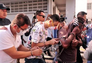 抓到了!马国巴西古当毒气污染元凶 新加坡籍业者涉案被控