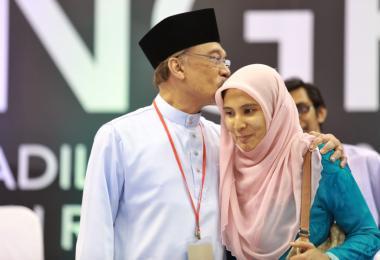 和前独裁者马哈迪共事令人心碎 安华之女努鲁依莎抨马国改革慢