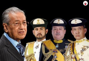 1980年代修法削弱最高元首御准权 马哈迪与柔佛王室恩仇录(一)