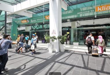 吉隆坡国际机场(KLIA)