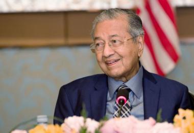 柔新任大臣不听话? 马哈迪被气到差点辞职