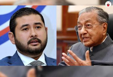 柔王储借题发挥提换首相 马哈迪:人民才有权利