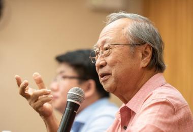 警方还没批准 陈清木:新加坡前进党成立大会延期