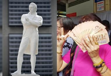 开埠200周年纪念钞受到民众欢迎,开展了半年的开埠纪念活动,终于在民间掀起小热潮。