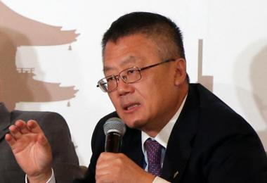 """被新加坡政府以""""外国代理人""""为由下逐客令的黄靖,目前在北京任职。"""