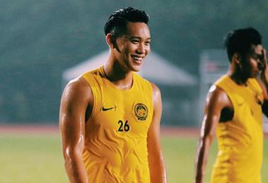 本地足球新星选择为马国出赛 陈俊仁:这是我的梦想