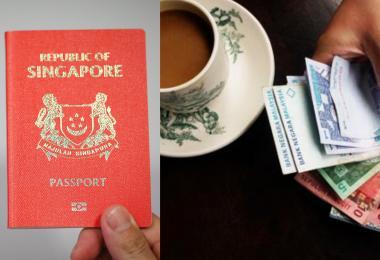 新加坡护照没盖上入境章 马国官员伸手讨50元喝Kopi
