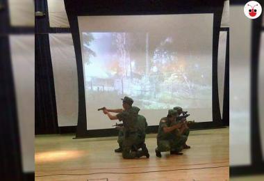 在本地联络所办成军纪念活动 缅甸叛军相关人士遭遣返