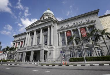 新加坡国家美术馆今天被总审计署点名