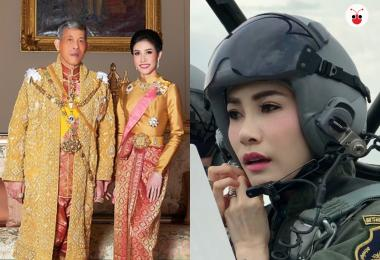 泰贵妃美照瘫痪王室官网 风流泰王身边还有过几个她?