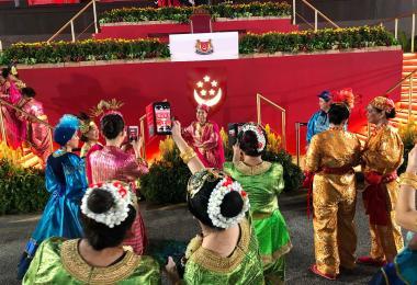 新加坡的宗教和谐是神圣不可侵犯的。