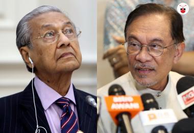 反对调高马国退休年龄 94岁马哈迪:影响他人升职机会