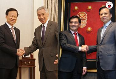 3G、4G领导人都和他打交道 这位重庆市委书记什么来头?
