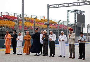 新加坡最独特宗教大拜拜