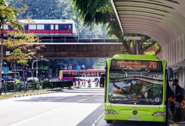 公共交通车资涨