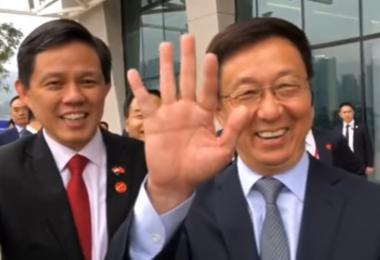 中国副总理韩正