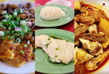 street food 3 in 1