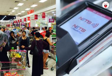 一卡在手免带现金 马国购物用NETS付账划算吗?