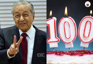 马国拟限制首相任期至两届或10年 马哈迪:难道我要做到100岁咩?