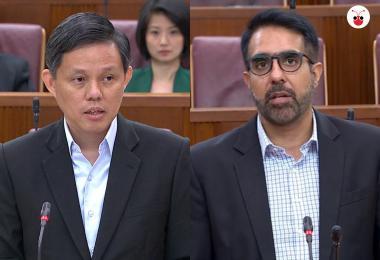 陈振声:不能因外国人工资较高就拒绝投资 毕丹星提问被指分化社会