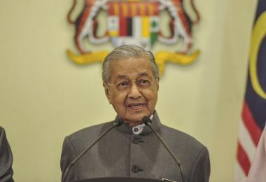 61%马国人认为国家方向错误 马哈迪:不懂他们怎么想的