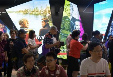 新加坡开埠200年历史体验展(The Bicentennial Experience)