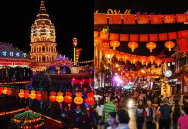 """槟城、马六甲全城关闭? 马国网民怕了人潮""""劝人过年别去"""""""