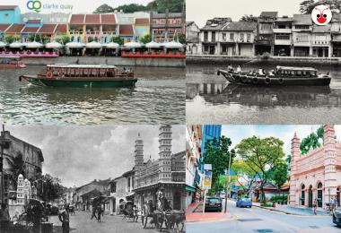singapore in the past