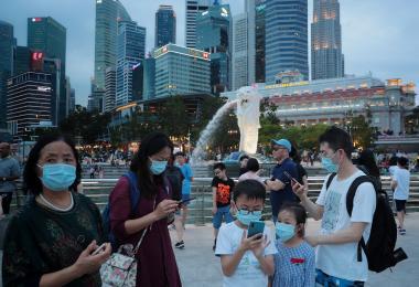 中国大陆旅客