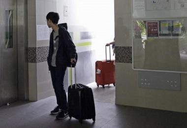 返回新加坡后休缺席假