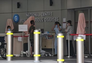 新加坡传染病中心