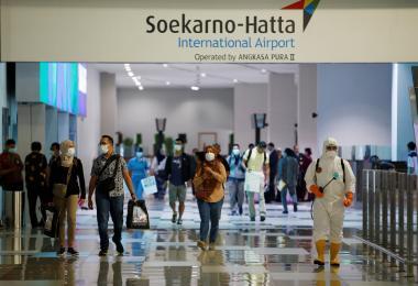 苏加诺-哈达国际机场