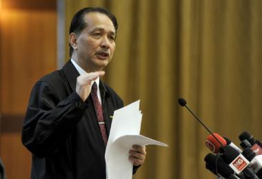 马来西亚的卫生总监诺希山