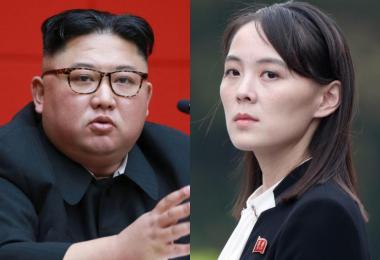 外媒惊传金正恩病危! 胞妹或成朝鲜下一位实权人物?