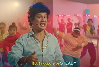 Phua Chu Kang Singapore be steady