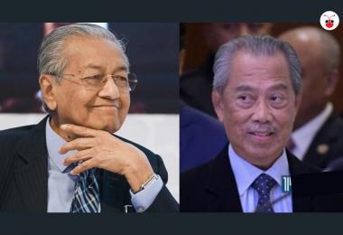 除了马哈迪和慕尤丁在土团党的拉锯战,如今也传出要求前首相纳吉领军国阵的声浪