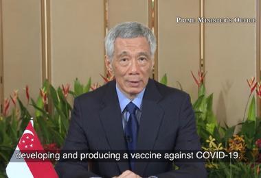 总理在全球疫苗峰会上发言