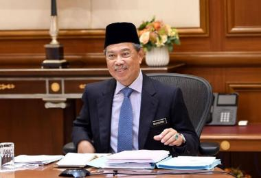 马来西亚首相慕尤丁