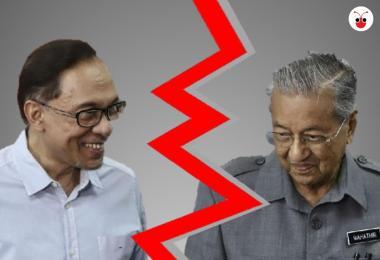 安华和马哈迪