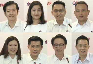 人民行动党新候选人