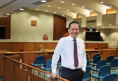 原国会副议长张有福
