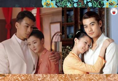 新加坡版和中国版小娘惹对比