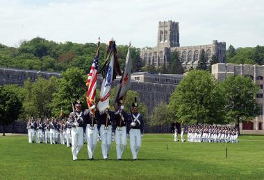 美国西点军校